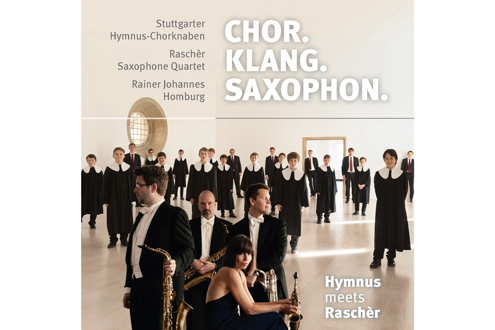 CD-ChorKlangSaxophon