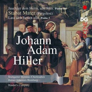 CD-Johann Adam Hiller