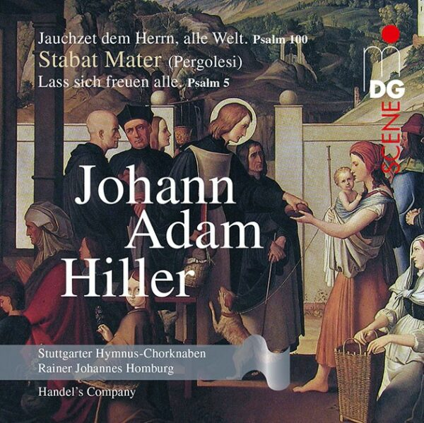 CD-Johann Adam Hiller