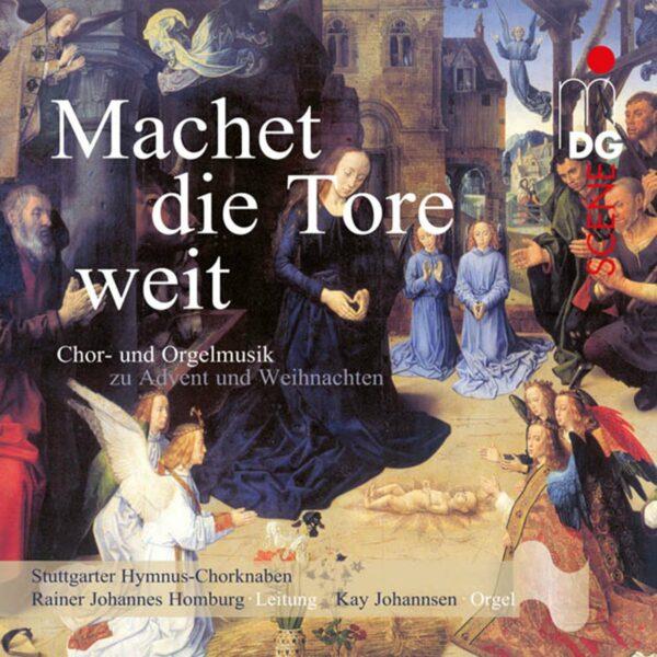 CD-Machet Die Tore Weit