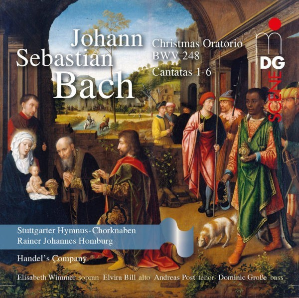 CD-Weihnachtsoratorium (Kantaten 1-6)