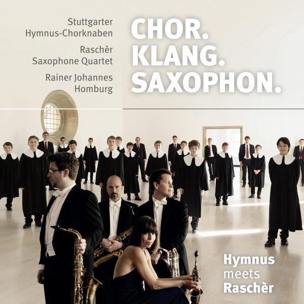 CD-Chor.Klang.Saxophon