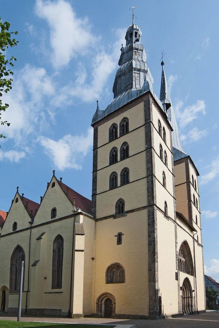 St. Nicolai Kirche Lemgo